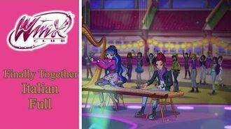 Winx Club - Season 8 - Finally Together (Italian - Full)