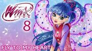 Winx Club - Season 8 Fly To My Heart FULL SONG