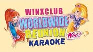 Winx Club - Winx Reunion - Official Song - KARAOKE