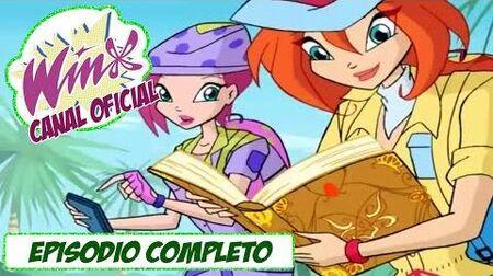 "Winx Club 4x17 Temporada 4 Episodio 17 ""La Isla Encantada"" Español Latino"