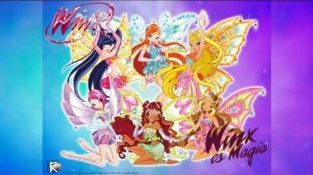 Winx en Concierto - Winx es Magia (Full Song)