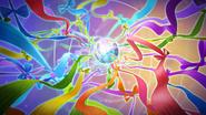 Core of rainbow world