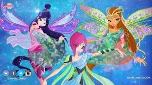 Winx Club 6 - Bloomix The Power of the Dragon Instrumental