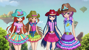 BFMT Cowgirl S8E18