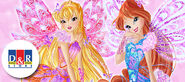 Winx Club is now R & D on the Web!