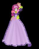 Tecna in dress from 1st film by Lilmandarin