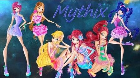 Winx Club~ Mythix (Lyrics)