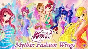 Winx Club - Mythix Fashion Wings