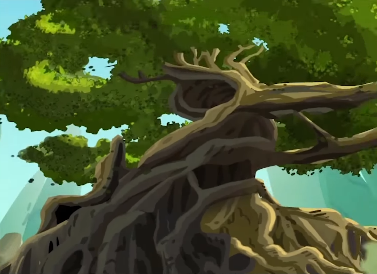 The tree of life S4E2