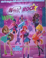 Winx Rock Band