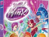 World of Winx Season 1 (2 DVD)