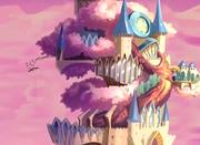 El castillo de las hadas