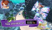 Kindle Fire Winx Club The Mystery of the Abyss App Promotional