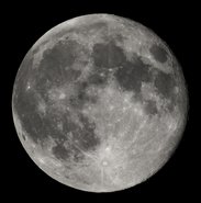 Moon front-view (Clementine dataset)