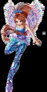 Winx Club Bloom Movie Sirenix pose
