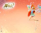 Winx Club ESRP Bloom Enchantix 3D Wall