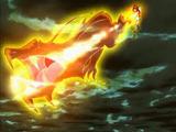 Llama del dragón