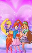 Winx Club Spot the Difference 2