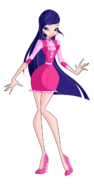 Winx musa retro alfea casual by enchantingunixfairy-d8zm7jq
