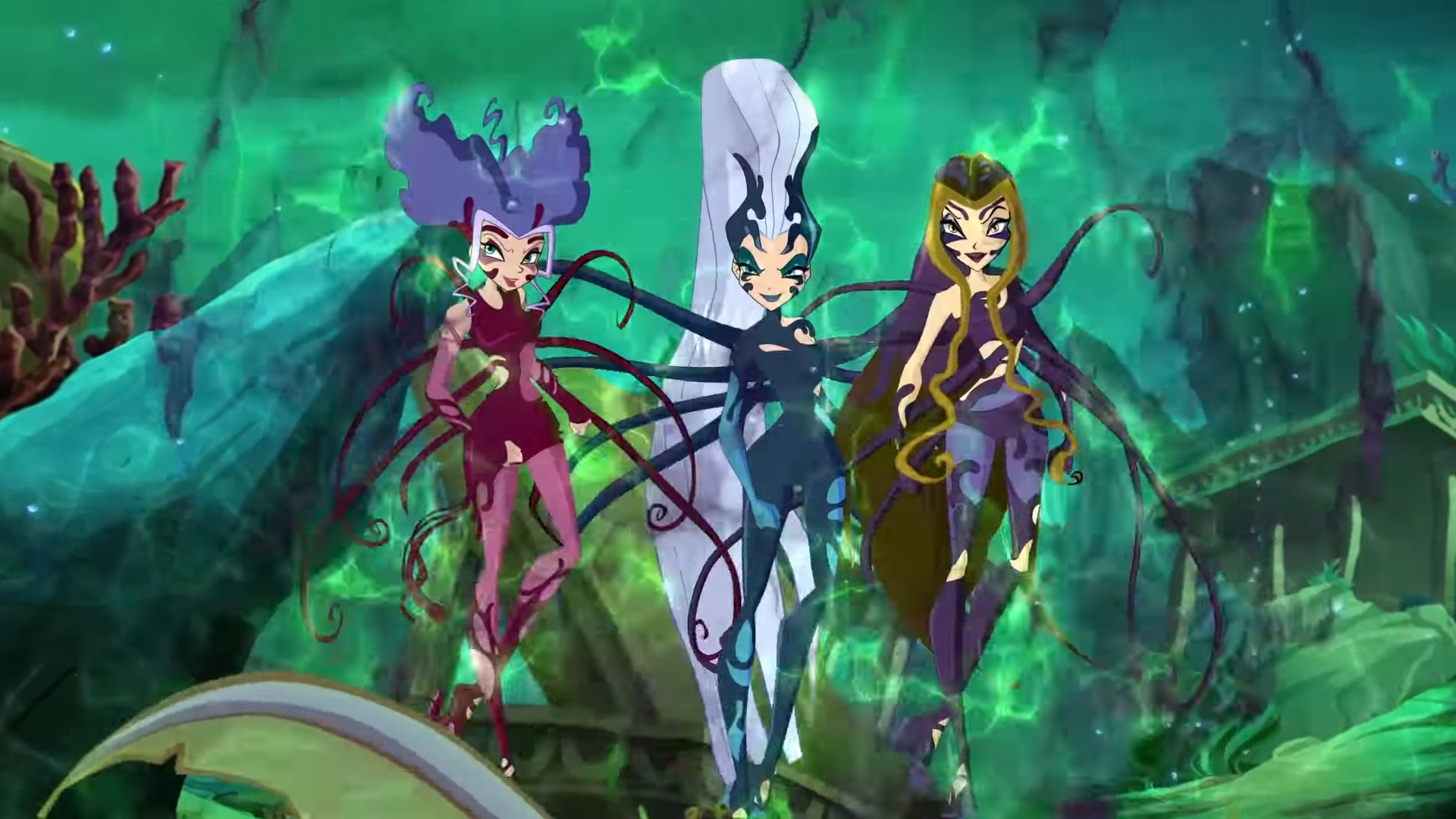 Image - Dark Sirenix.jpg | Winx Club Wiki | FANDOM powered