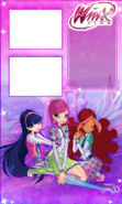 Spot the difference Winx Club 4