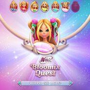 Bloomix Quest (Flora) - Mythix (Promo)