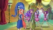 Lazuli, Witch, Earth Fairies - Episode 614 (2)