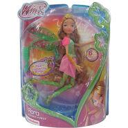 Winx Club Bloomix doll - Flora 2