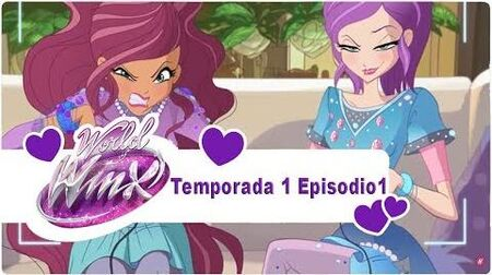 "World of Winx 1x01 Temporada 1 Episodio 01 ""El Ladron de Talentos"" Español Latino"