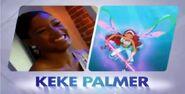 Keke Palmer y Layla b