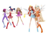 Winx Club Season 1 Dolls