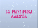 A princesa Amentia