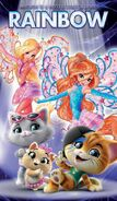 New - Winx Club 8 & 44 Cats
