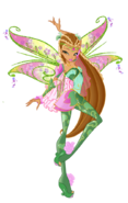 Flora bloomix by ineswinxeditions-d8phxot