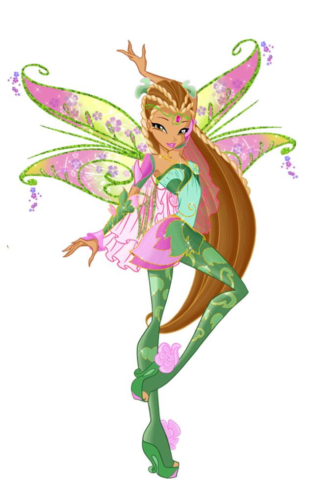 Image flora bloomix by ineswinxeditions - Winx magic bloomix ...