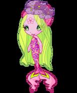 Daisyree - Selkie Flora