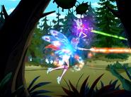 Fire arrow 408