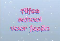 Alfea school voor feeën