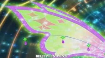 Winx Club Believix Tranaformation! FULL Instrumental Version HD!