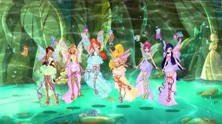 Winx Club - invincibili Winx