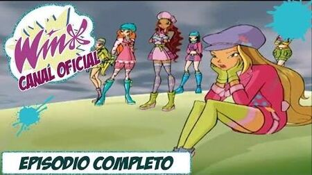 "Winx Club 3x18 Temporada 3 Episodio 18 ""El Cofre de Valtor"" Español Latino HD"