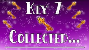 I just collected Key 7- Winx Club- Butterflix Adventures with Malik Fernandez