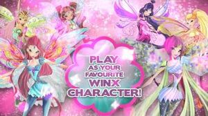 Winx Club - Saving Alfea - Video Game Trailer