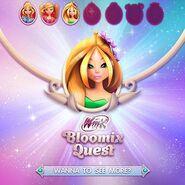 Bloomix Quest (Flora) - Sirenix (Promo)
