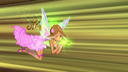 Dancing whirl