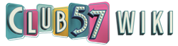 Club57 wiki wordmark