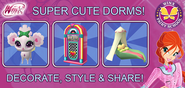 WFS - Super Cute Dorms!