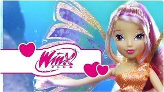 Winx Club - Fashion Dolls - Sirenix Fairy
