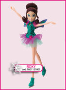 Fairy Ice Skating Championship - Roxy
