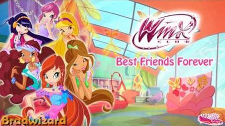 Winx Club 6 Best Friends Forever Full English